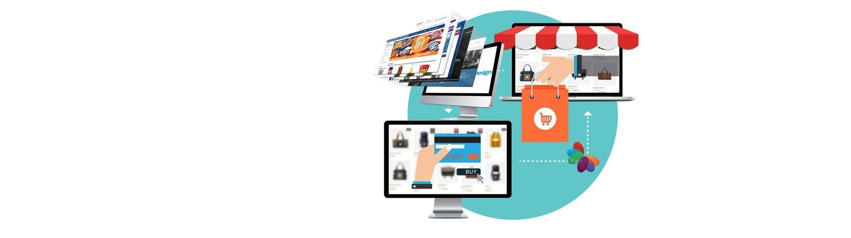 Ecommerce Web Designing and Development Services